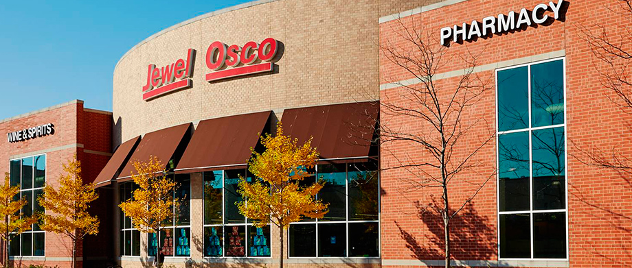 Jewel Osco Exterior, Slide